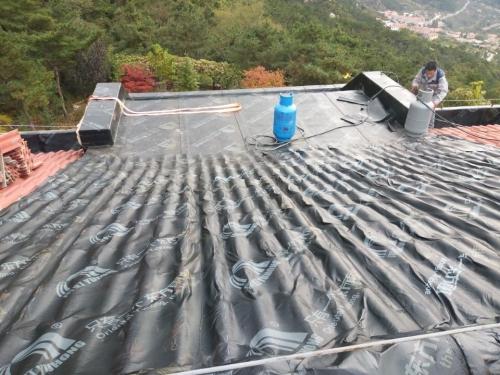 青岛防水堵漏的抹面的方法是什么?