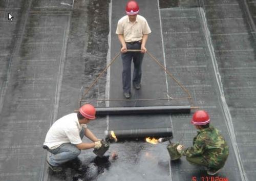 青岛防水工程施工做法