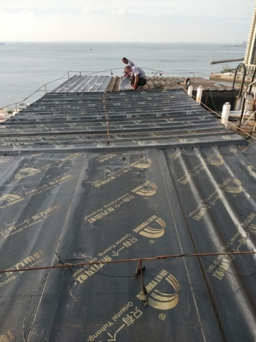 青岛防水构造处理