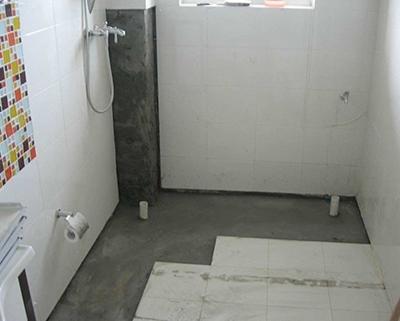 厨卫防水施工方法及注意事项
