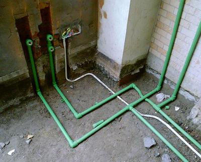 水管道安装