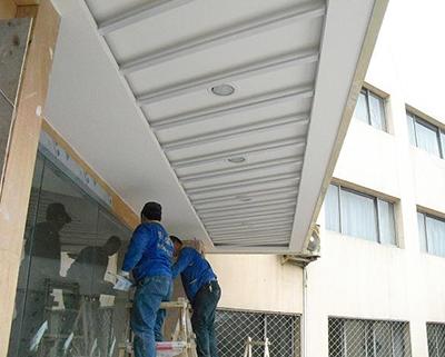 室外装潢工程